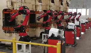 自动化冲压机械手的基本组成结构有哪些?